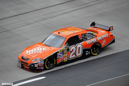 Auto Racing Sports Tony Stewart on Old Replaces Tony Stewart In Number 20 Car    The Sports Pig S Blog