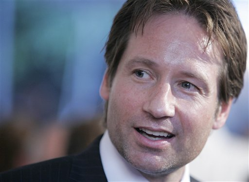 Duchovny has been married to actress Tea Leoni ...