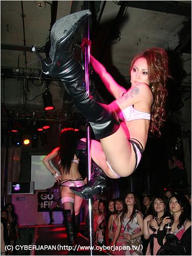 Midget exotic dancers on tour