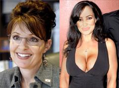 Sarah Palin And Lisa Ann