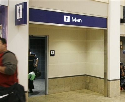 ODD Mens Room Tourism
