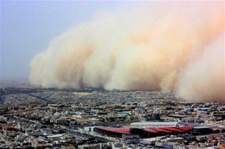 Mideast Saudi Arabia Weather