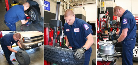 First Round Bust Now Changing Tires At Costco The Sports Pig S Blog