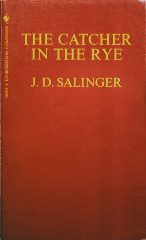 catcher in rye holden. Catcher-in-the-rye-red-cover