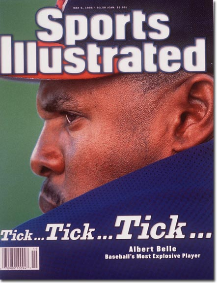"Just Belle albert belle: not on steroids, ""just an angry black man"" 
