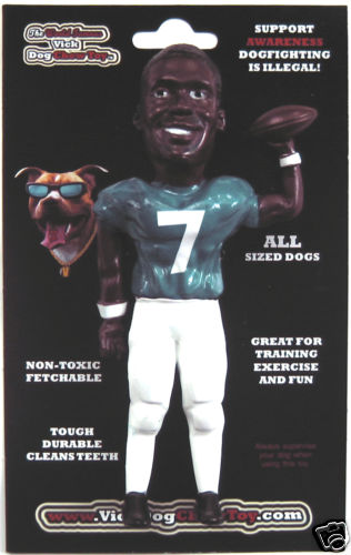 michael vick chew toy for sale the sports pig s blog