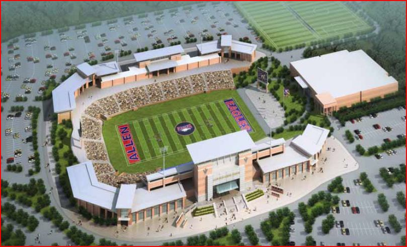 Allen High School Football Stadium