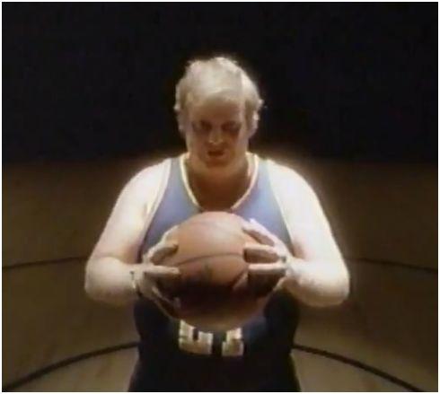 Image result for chris farley basketball