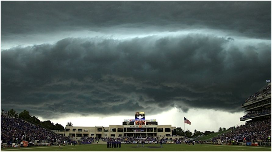 kansas state  college football
